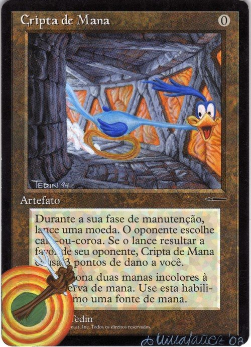 Cripta de mana by Amaia