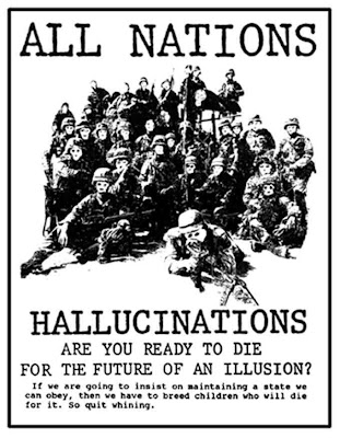 All Nations Hallucinations: Are Your Ready for the Future of an Illusion?, Last Word Press