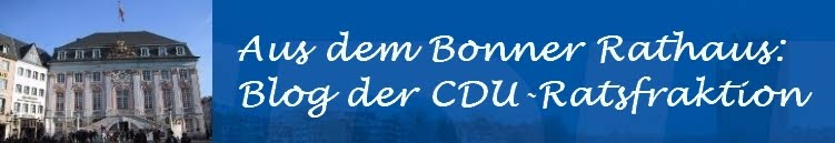 CDU-Fraktion im Bonner Rathaus