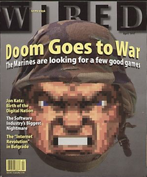 Doom, Wired, Resigned Gamer