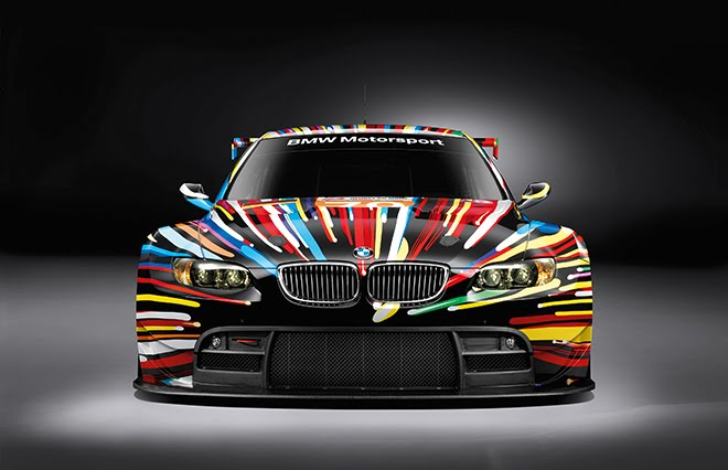 Arshia Jeff Koons Bmw Art Car