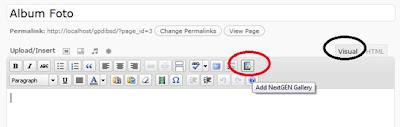 album foto 9 Membuat Album Foto pada Wordpress CMS dengan Plugin NextGEN Gallery