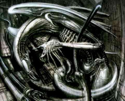 Giger design, click to see Stellerator photo