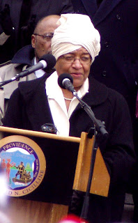 Photo ULLA Liberia President Ellen Johnson-Sirleaf