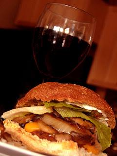 Chopped Sirloin Burger