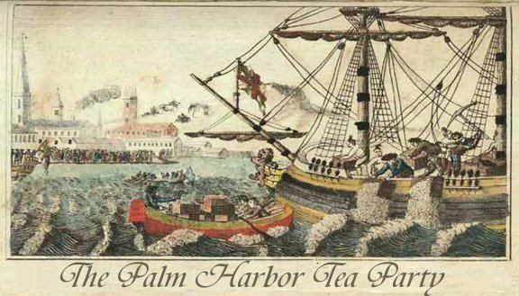 The Palm Harbor Tea Party