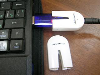Avermedia Avertv USB 2.0 modelo M026