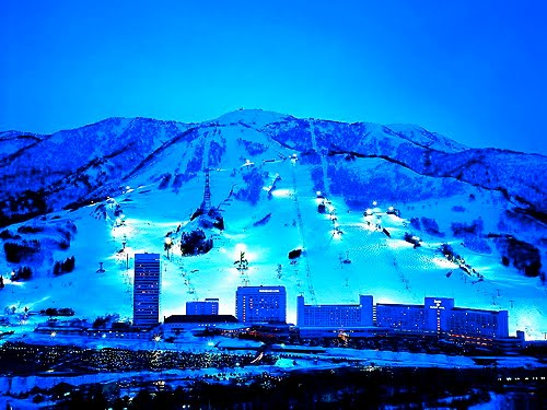 hi everyone i am very exited to ski in japan i also want to see some ...