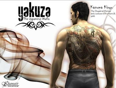 Labels: Yakuza hunter tattoo