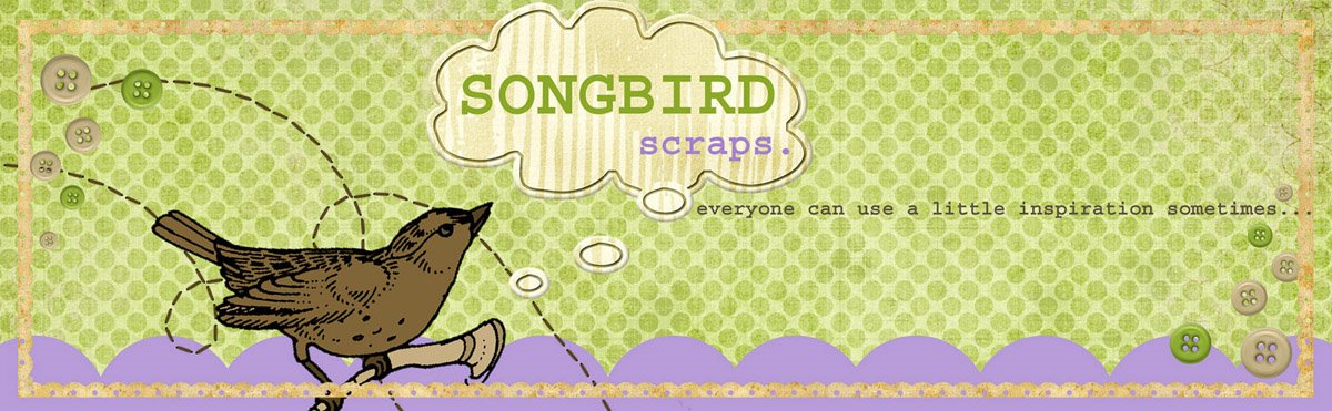 Song Bird Scraps