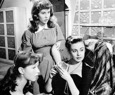 The cast of Luxury Girls, an Italian film from 1953.