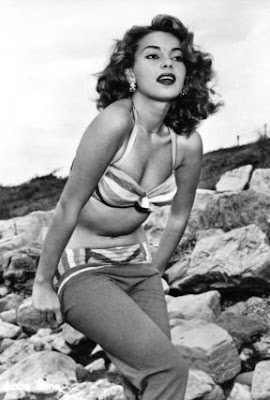 Miss Abbe Lane.