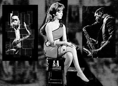 Natalie Wood and John Coltrane.