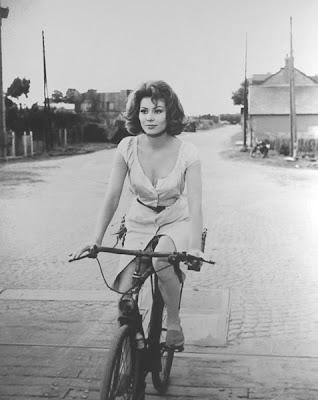 Okay, so it's not a car. It's Irena Demick on wheels.