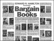 One of the Edward R. Hamilton mail order catalogs.