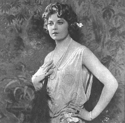 Gertrude Astor can be seen in The Strong Man with Harry Langdon.