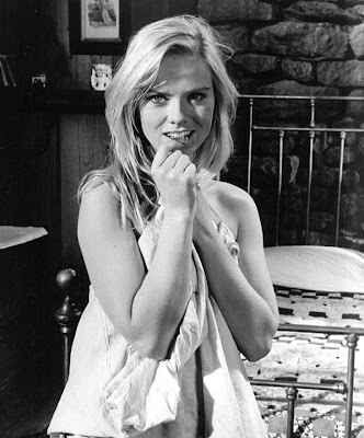 A publicity still of Brooke Bundy from Firecreek.