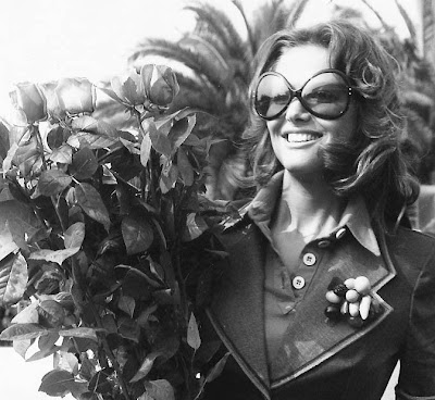 Goggle-style glasses from the 1970s.