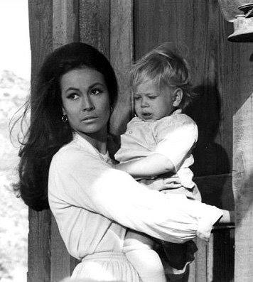 Barbara in the 1968 film Firecreek.
