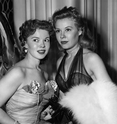 Shirley Temple and Vera-Ellen.