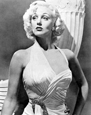 Actress Jan Sterling