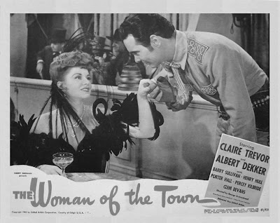 Barry Sullivan and the always wonderful Claire Trevor.