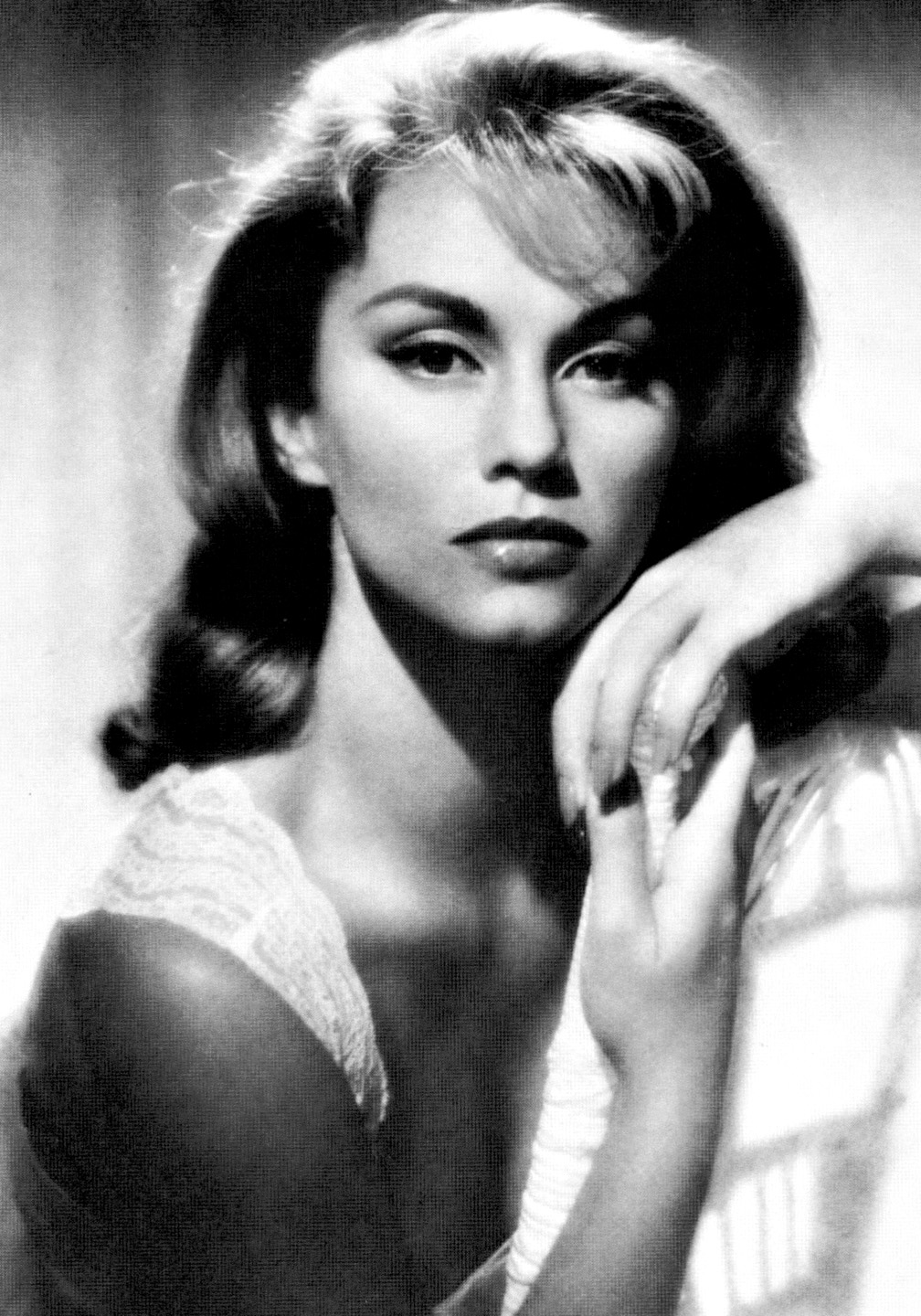The Devil's Hand Starring Linda Christian