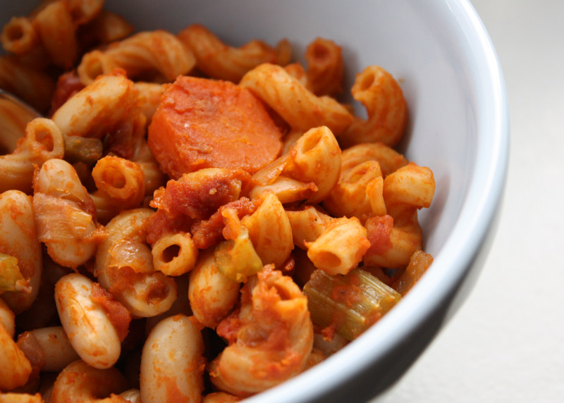 The SoHo: Pasta and Beans