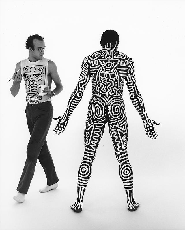 Tseng Kwong Chi - Keith Haring - Bill T. Jones
