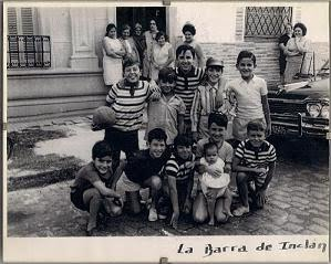 LA BARRA DE INCLN