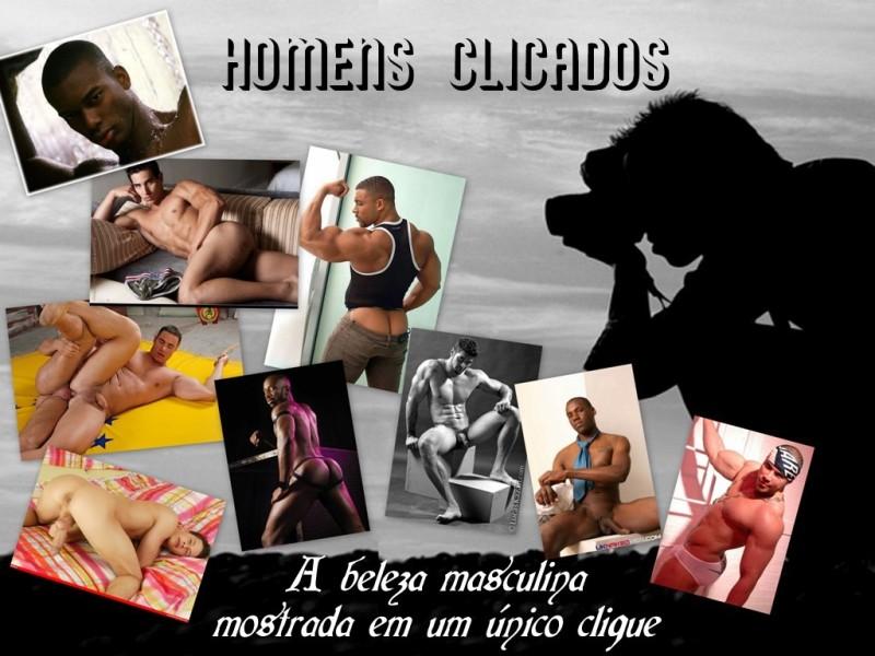 Homens Clicados