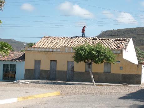 CASA DE ASSIS DEDÉ, NO CENTRO