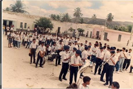 BANDA DE MÚSICA (ANTIGA)