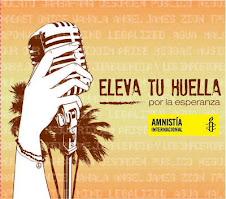 ELEVA TU HUELLA (Amnistia Internacional)