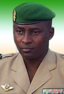 Le Colonel Djibrilla Hima dit Pelé