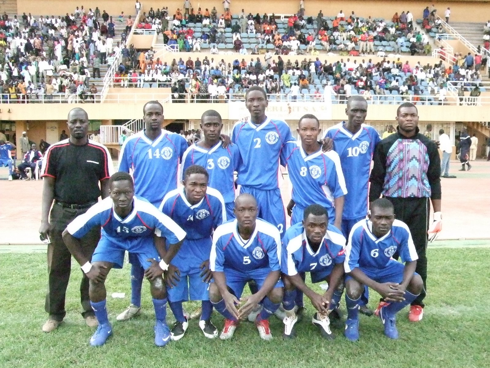 LIPTAKO FOOTBALL CLUB DE NIAMEY