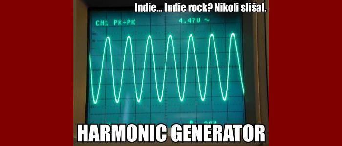 Harmonic Generator