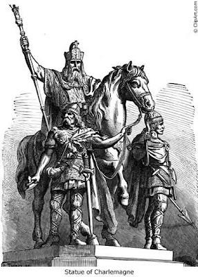 Assez Charlemagne, père de l'Europe moderne | Le Pictographe DL51