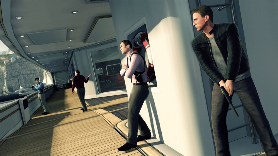 007: Blood Stone (PC - Xbox 360 - PS3 - Nintendo DS)