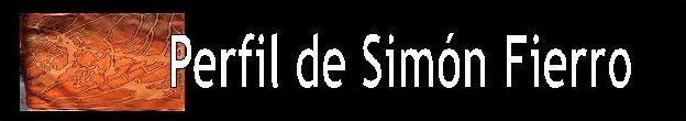 Perfil de Simón Fierro