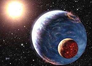 Planet Gliese 581 C - Kembaran Bumi ? - 10 Jenis Planet Unik Di Luar Angkasa - www.simbya.blogspot.com