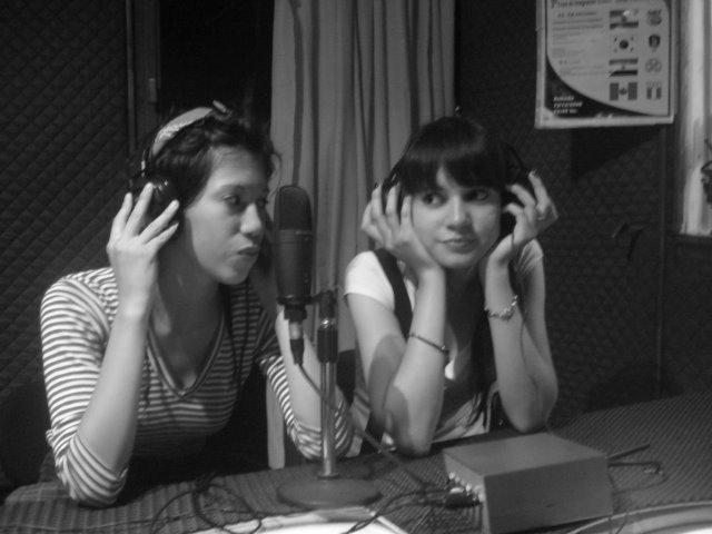 Radio am 10.10 Onda latina.