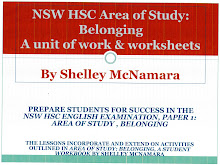 Belonging Unit of Work and Worksheets
