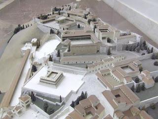 pergamon makieta