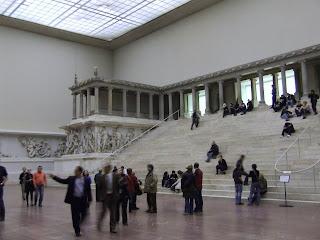 berlin muzeum pergamońskie