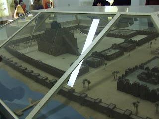 makieta brama babilońska berlin
