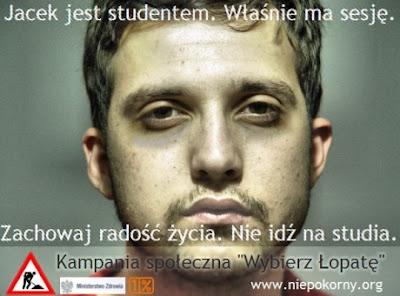 sesja egzaminacyjna student studia