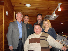 October 19, 2006                   Tec Team posing with Gordon MacDonald