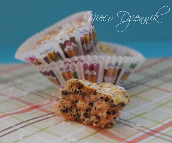 muffiny muffinki marchewkowe dieta Dukana