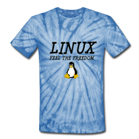 Custom Linux Shirts